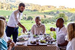 Constantia Glen evolves into a relaxed dinner destination.