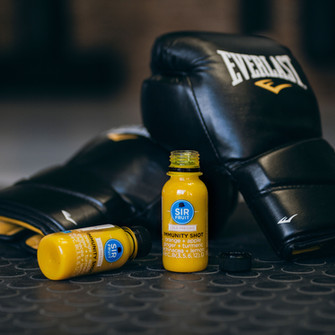 BOOST YOUR IMMUNE SYSTEM WITH SIR FRUIT'S ALL-NEW IMMUNITY HEALTH SHOT, NOW AVAILABLE IN SA.