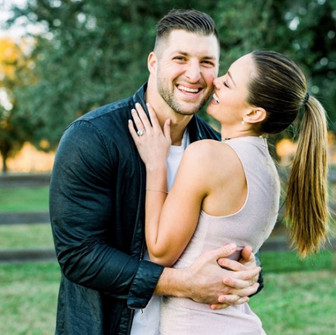 Tim Tebow Is Engaged to Former Miss Universe Demi-Leigh Nel-Peters.