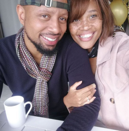 Phat Joe And Palesa Are Expecting A Baby Girl!