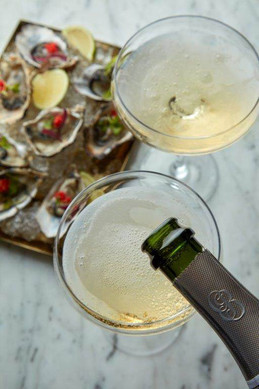 Celebrate International Champagne Day at The Table Bay hotel.