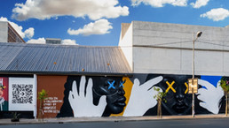 Converse Cleans the Air in Cities Across the Globe Through Sustainable Street Art.