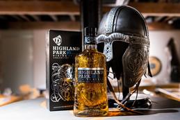 Highland Park Whisky - A single malt with a Viking soul.