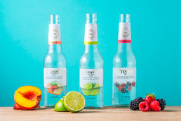 Freely – the new proudly SA zero sugar, low alcohol hard seltzer.