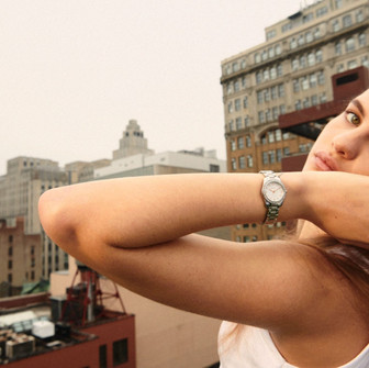 YOUR FINEST HOUR - DKNY discover seasonal updates from Watch Republic.
