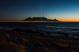 The V&A Waterfront Shines a Light on the City of Cape Town in a Tribute of Light and Hope this NYE.