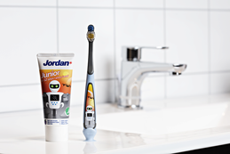 The Toothpaste That Keeps Kids Brushing and Brushing.