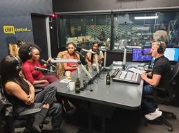 A Few Brave Broadcasters - The all-female guest line-up for #PureConversations episode 2.