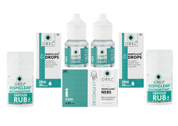 SA to breathe easier with Landmark OBEL® RespiClear® range.