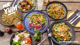 Mr Yum launches table-ordering for SA restaurants.