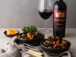 Roodeberg Reserve is a full-bodied red for hearty comfort food.