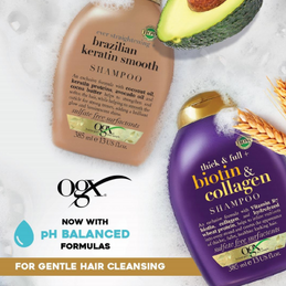 OGX Launches NEW pH Balanced Collection.