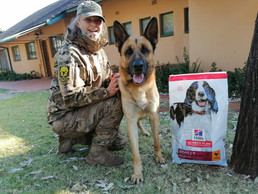Step aside Paw Patrol; SA's very own Mighty Pup is taking poachers to task, even during lockdown.