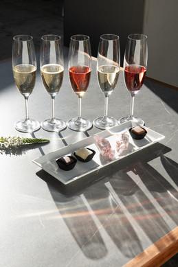 J.C. LE ROUX launches virtual celebration tasting boxes.