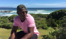 5 minutes with Professional Rugby player, Christian Ambadiang.