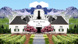 Wine, Dine & Stein to Screen on People's Weather Channel... 13-part TV series filmed in Cape Town.