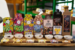 Experience the wonderful world of chocolate ... with a Winston & Julia Chocolate Workshop.
