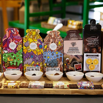 Experience the wonderfulworld of chocolate ... with a Winston & Julia Chocolate Workshop.