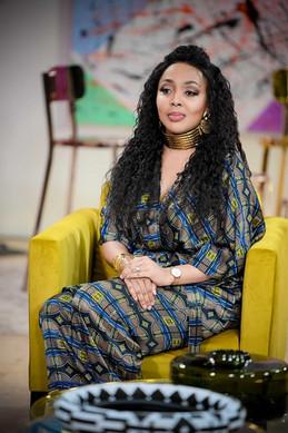 Sechaba Gqeba host of season 20 of SABC 2's Motswako.