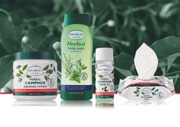 Bramley's Herbal Range.