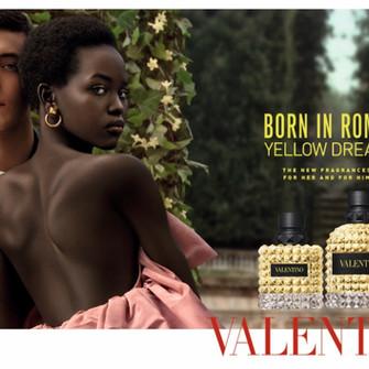 Valentino Born in Roma Yellow Dream.