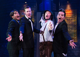 SMASH hit Broadway Musical - THE PRODUCERS - is coming to Jo'Burg! 3 April to 31 May.