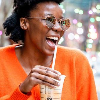 #PumpkinSpiceUpYourLife at Starbucks