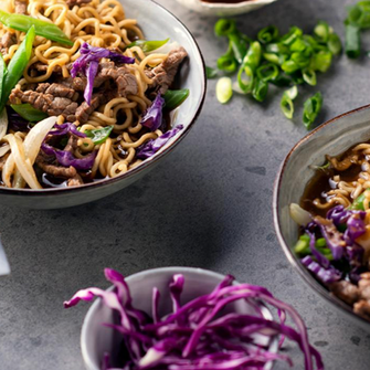 Favorite Recipe for the day with Maggi South Africa - Beef & Vegetable Stir-fry.
