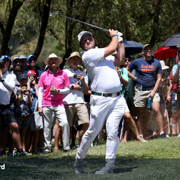 Lombard, Oosthuizen chasing their childhood dream.
