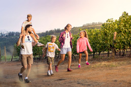 Knorhoek Wine Farm Easter Family Staycation   2 – 5 April 2021.