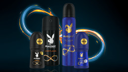 NEW scents from Playboy & Playgirl.
