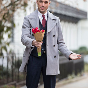 Men, Look your best this Valentine's Day with Fino.