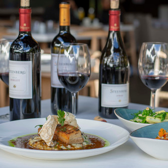 Winter Red Wine Rendezvous back at Steenberg's Bistro Sixteen82.