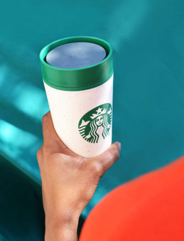 Starbucks Takes Another Big Sustainability Step With Circular Cups.