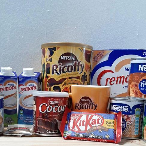 Nestlé Celebrates South Africa's Heritage.