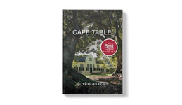 Vergelegen releases A Cape Table recipe book.