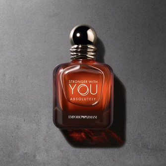 Stronger With You Absolutely by Emporio Armani.