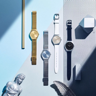 SWATCH SKIN Irony is here... and it is exactly the collection we have been waiting for!