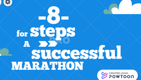 8 Steps to a Successful Marathon