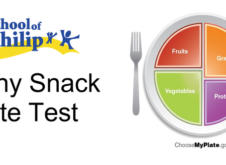 SoSP At-Home Healthy Snack Taste Test!