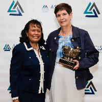 Congratulations, Cheryl Caskey!  ASCLS Lifetime Achievement Award Winner