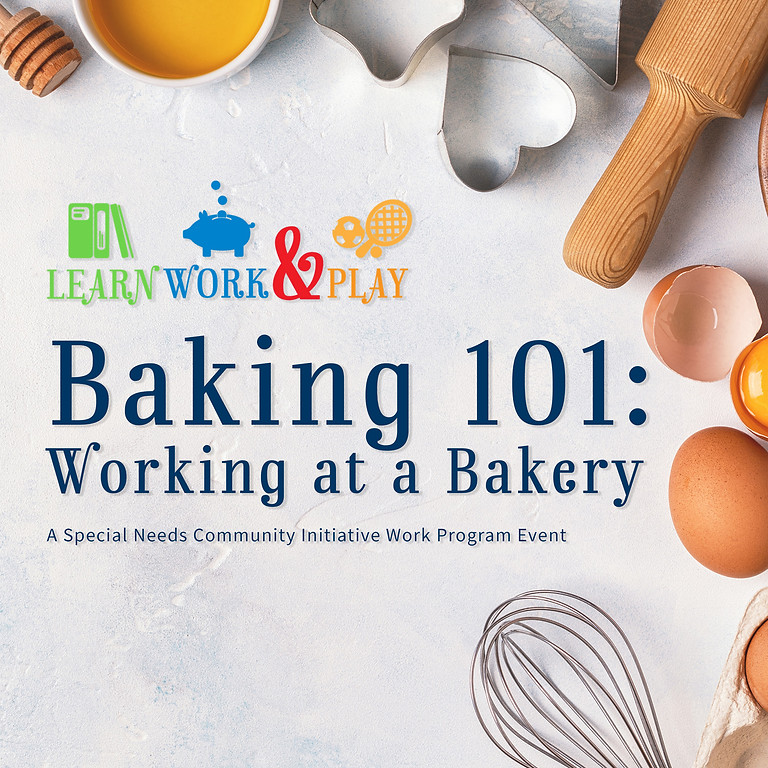 BAKING 101: WORKING AT A BAKERY