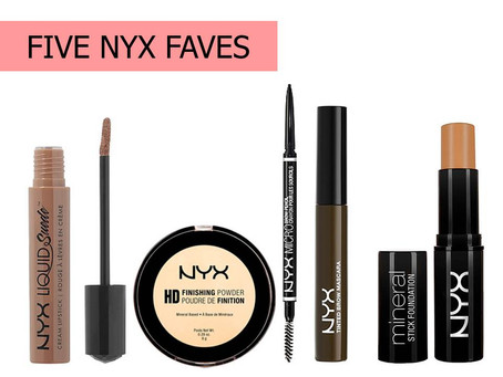 Five NYX Faves