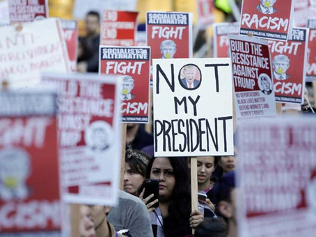 NOT MY PRESIDENT: A GUIDE TO PERSONAL PEACE