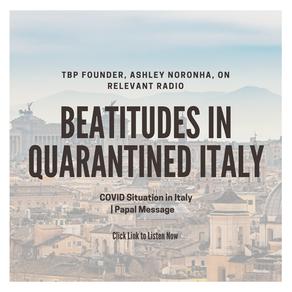 RR: Beatitudes and quarantine
