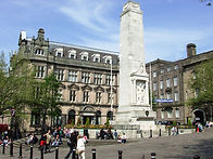 Preston-Cenotaph-soldiers-World-War-I-La