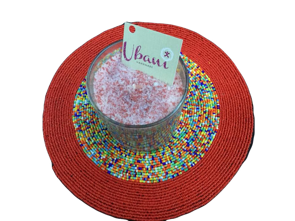 Beaded Table Mats
