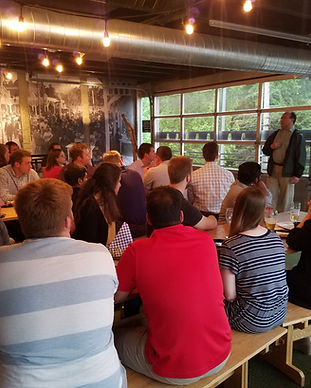 ASCE Monthly Happy Hour