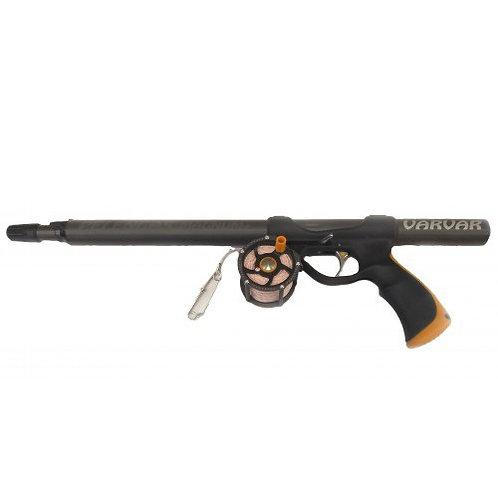Ружье подводное Pelengas Varvar Profi 55 со смещенной рукояткой и катушкой