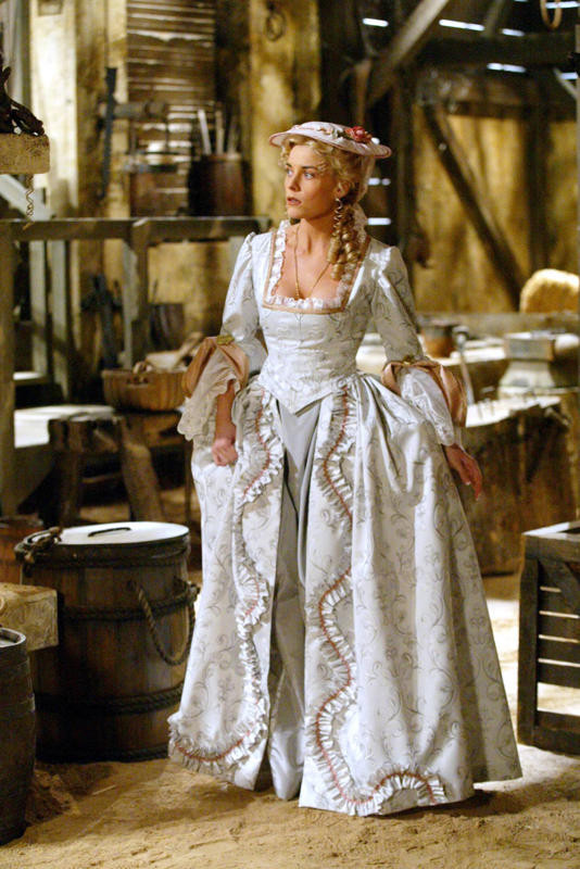 MacKenzie Westmore in Passions